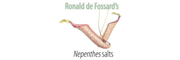 Ronald de Fossard's Nepenthes Salts
