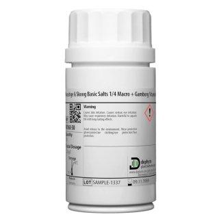 Murashige & Skoog Basis-Salze 1/4 Makro + Gamborg Vitamine