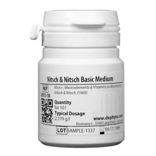 Nitsch & Nitsch Basis-Medium