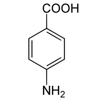 PABA | 4-Aminobenzoic acid