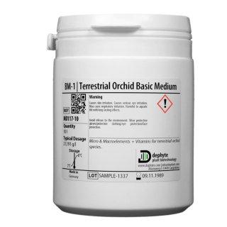 BM-1 | Terrestrial Orchid Medium incl. Sucrose