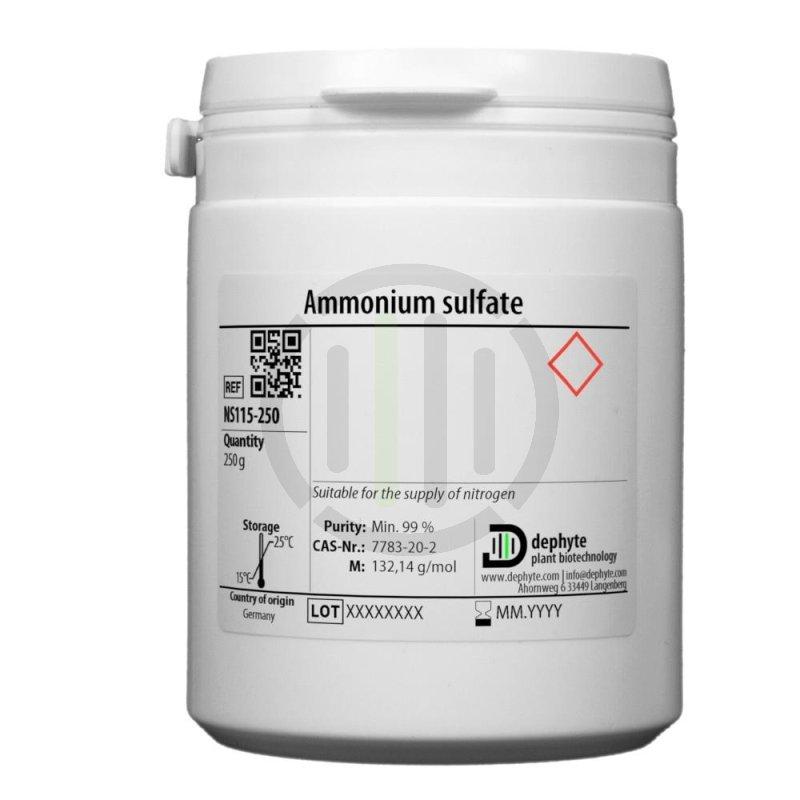 ammonium sulfate 250 g 6 99. Black Bedroom Furniture Sets. Home Design Ideas