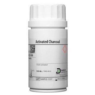 Aktivkohle-Pulver Spezial (gereinigt)